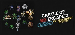 Castle of no Escape 2 cover art