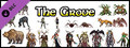 Fantasy Grounds - ArcKnight Tokens - The Grove