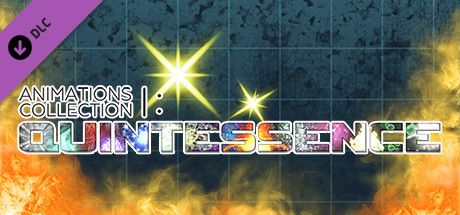 RPG Maker VX Ace - Animations Collection I: Quintessence
