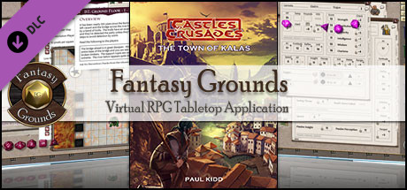 Fantasy Grounds - Castles & Crusades: Town of Kalas