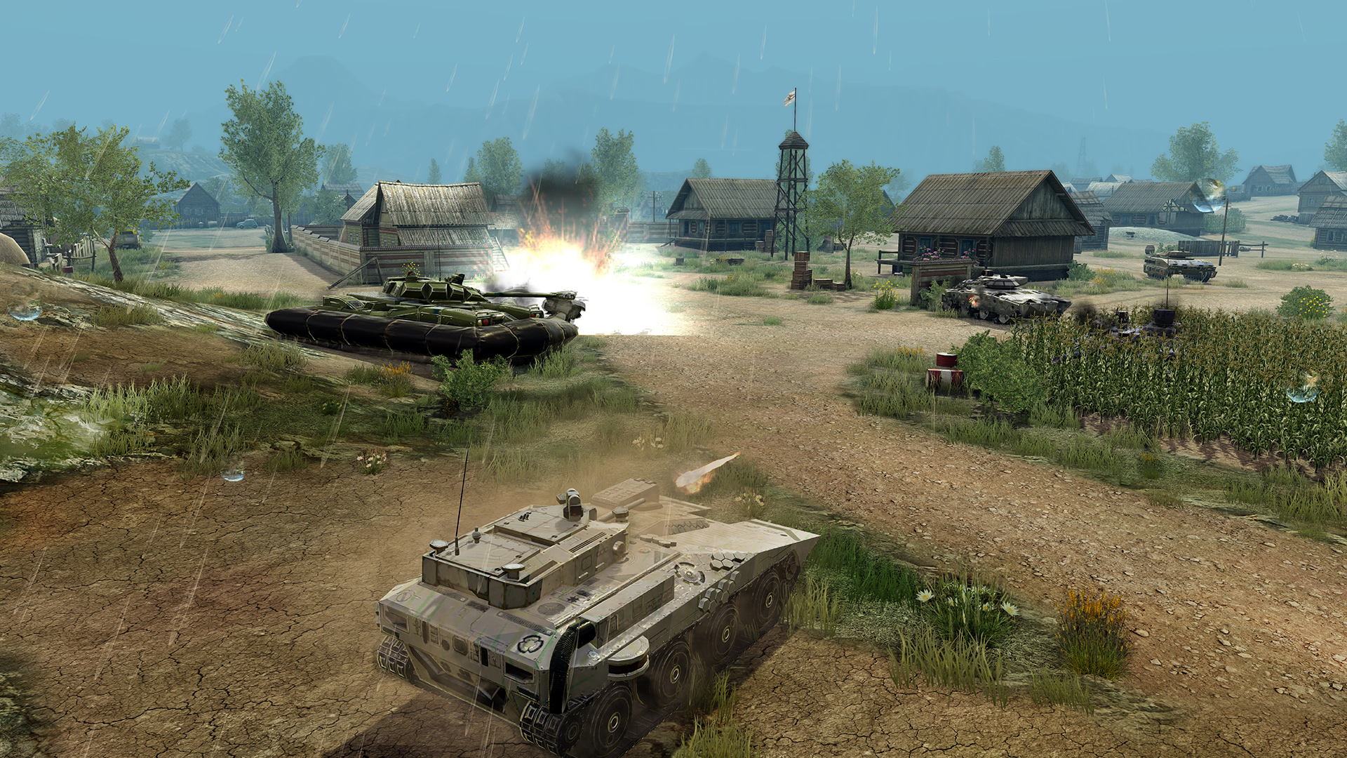 Infinite Tanks Screenshot 3