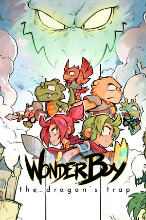 Wonder Boy: The Dragon's Trap poster image on Steam Backlog