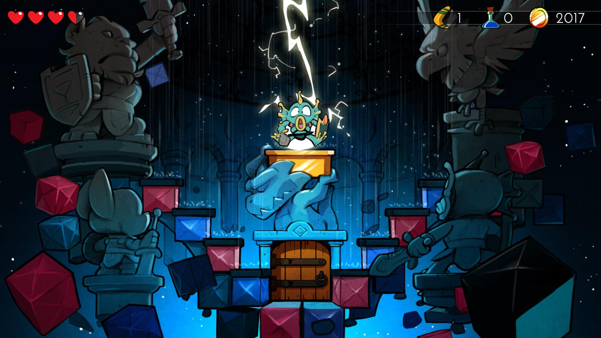 Wonder Boy The Dragons Trap On Steam