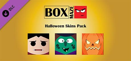 Box Maze - Halloween Skins Pack