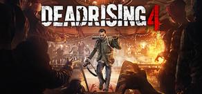 Dead Rising 4 cover art