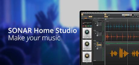 sonar home studio on steam. Black Bedroom Furniture Sets. Home Design Ideas