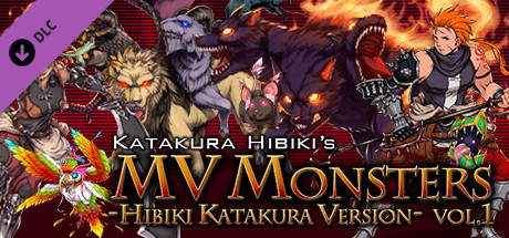 RPG Maker MV - MV Monsters HIBIKI KATAKURA ver Vol 1 on Steam