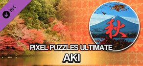 Pixel Puzzles Ultimate - Puzzle Pack: Aki