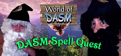 World of DASM, DASM Spell Quest