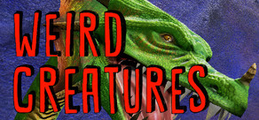 Weird creatures cover art