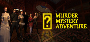 Murder Mystery Adventure cover art