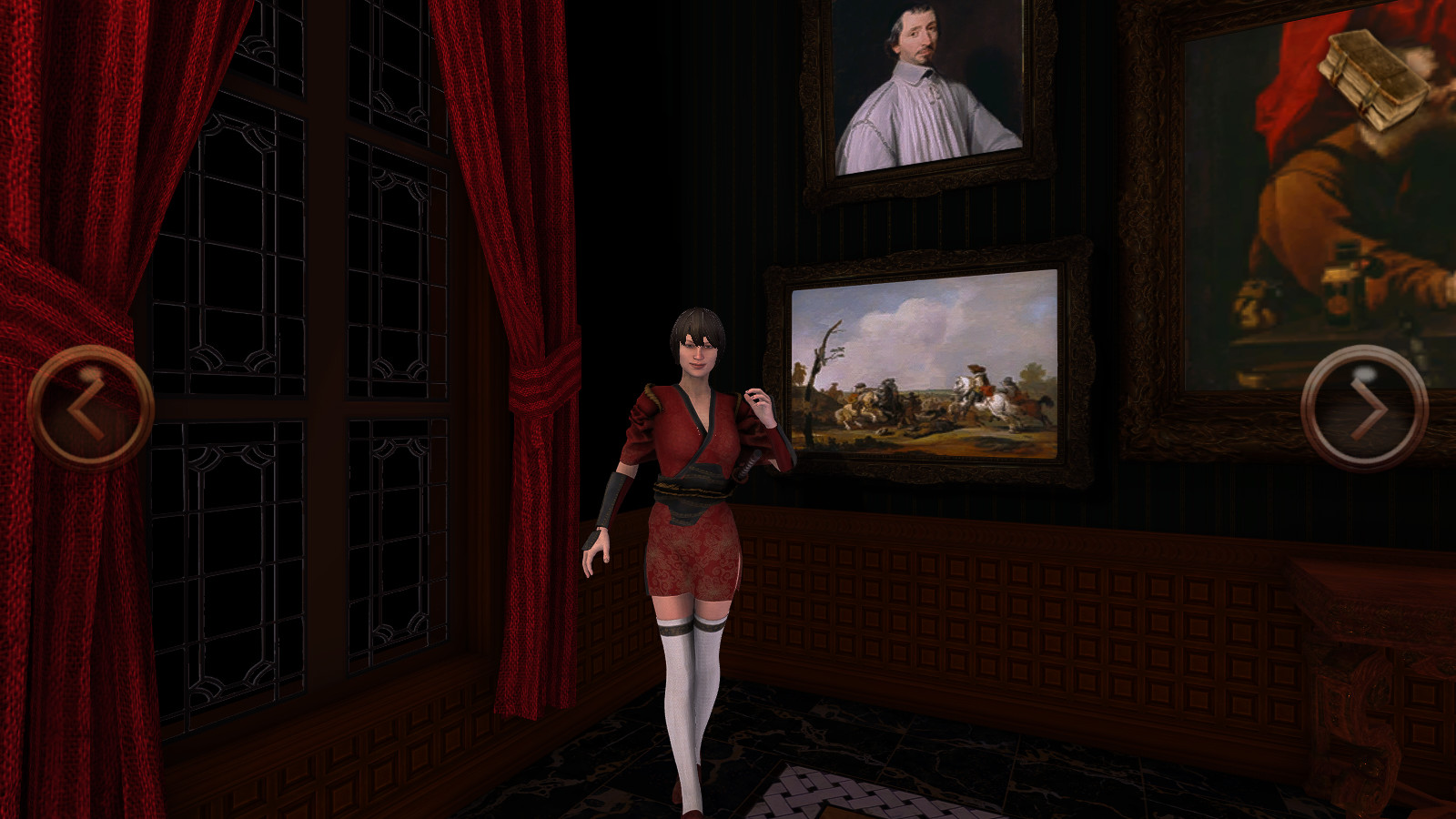 Murder Mystery Adventure Screenshot 2