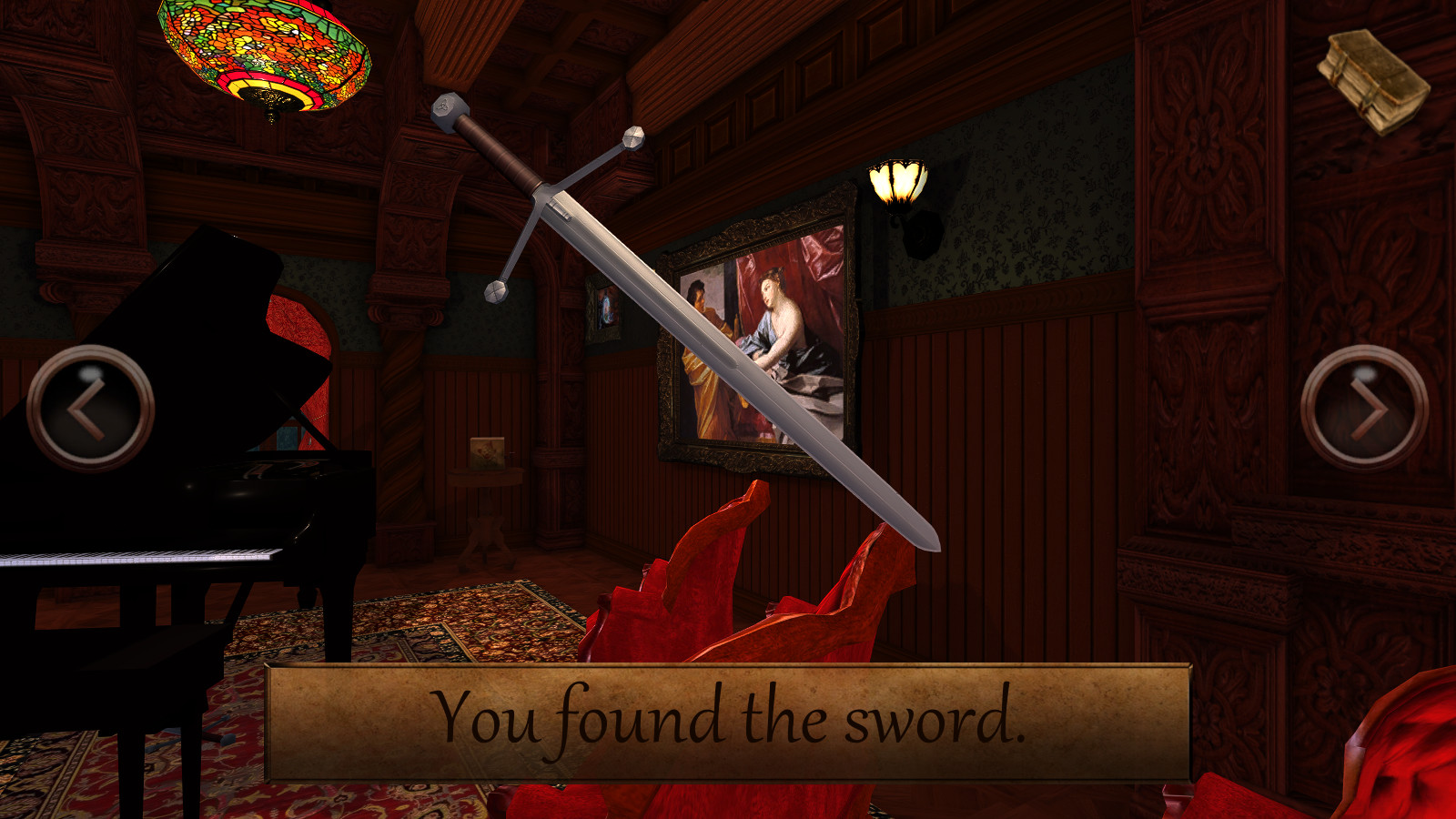 Murder Mystery Adventure Screenshot 1