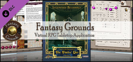 Fantasy Grounds - Trail of the Apprentice: The Thieves' Den