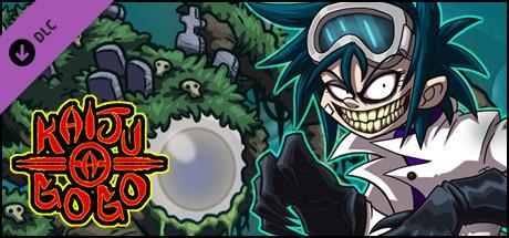 Kaiju-A-GoGo: Grave Goop Halloween Skin