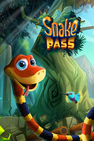 Snake Pass poster image on Steam Backlog