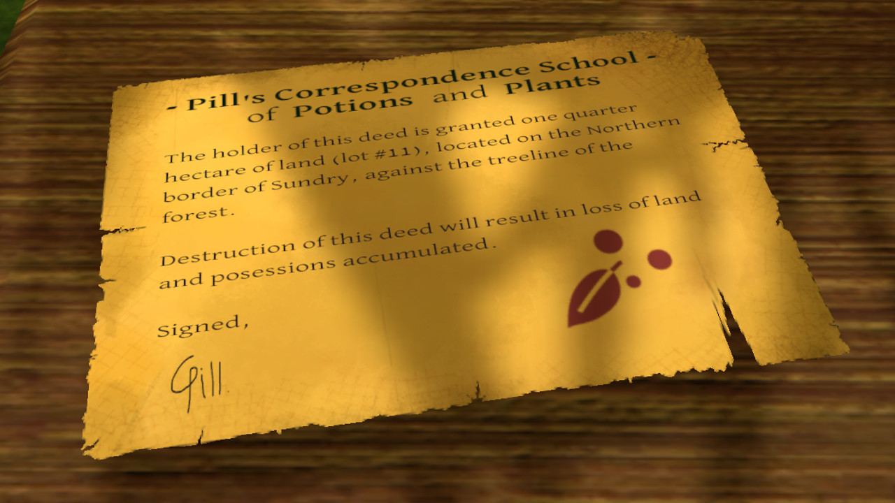 Potioneer: The VR Gardening Simulator on Steam