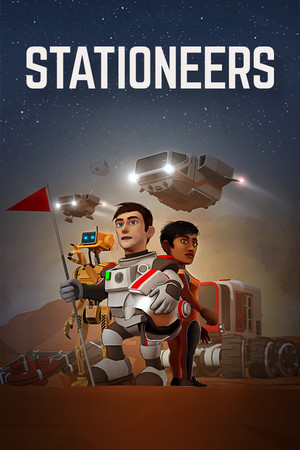 Stationeers poster image on Steam Backlog