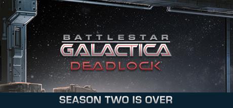 Battlestar Galactica Deadlock cover art