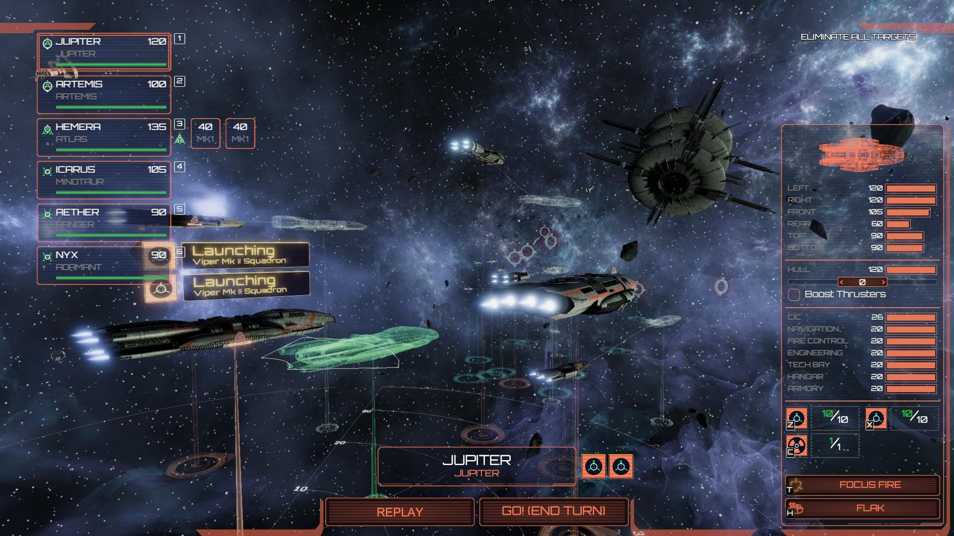 Battlestar Galactica Deadlock [2017|Rus|Eng|Multi5]