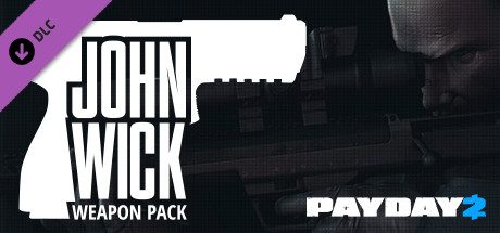 PAYDAY 2: John Wick Weapon Pack | DLC