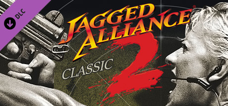 Jagged Alliance 2 Classic cover art