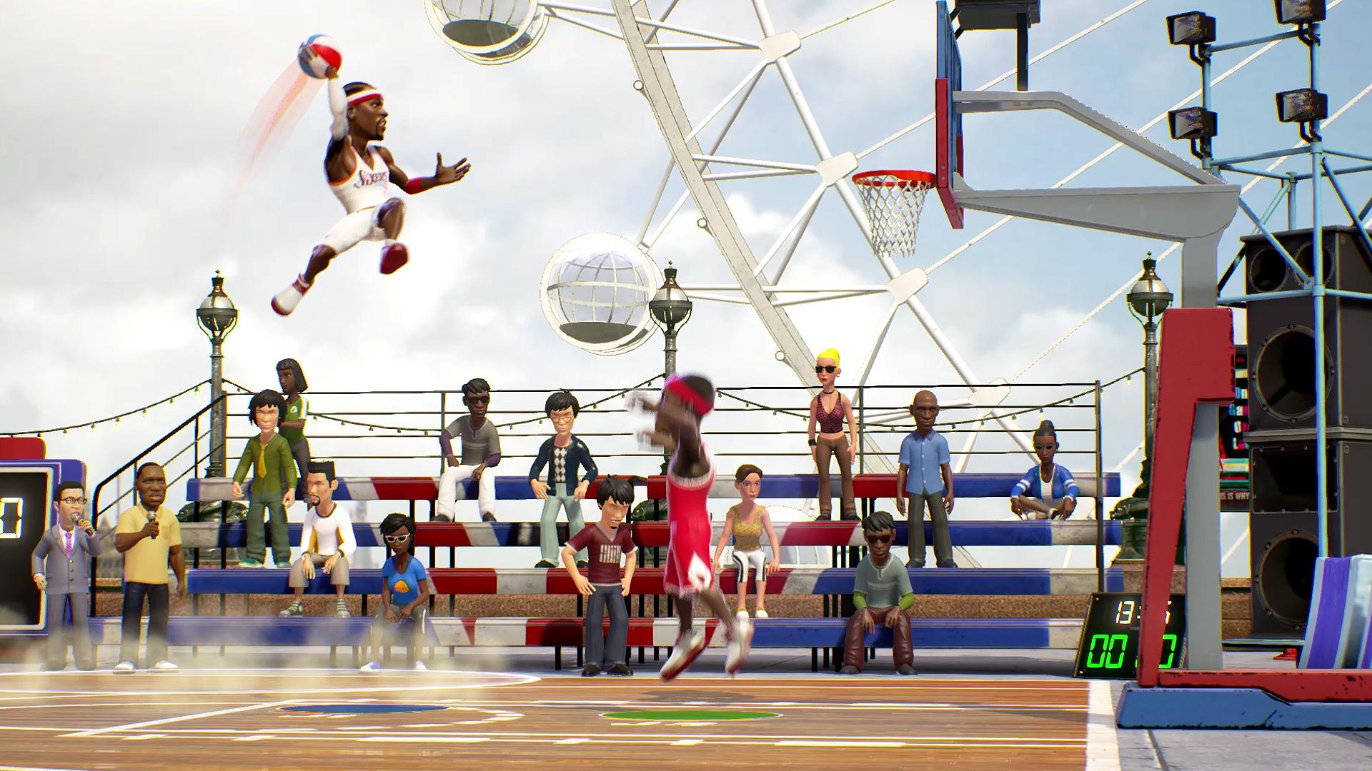 NBA Playgrounds [RePack] [2017|Rus|Eng|Multi7]