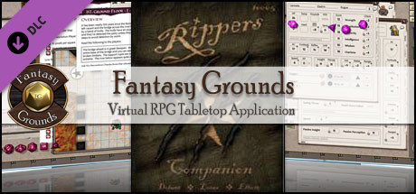Fantasy Grounds - Rippers Companion (Savage Worlds)