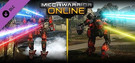 MechWarrior Online - Heavy Mech Performance Steam Pack II