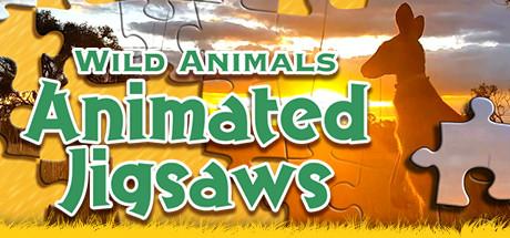 Купить Wild Animals - Animated Jigsaws