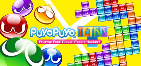 Image result for puyo puyo tetris""