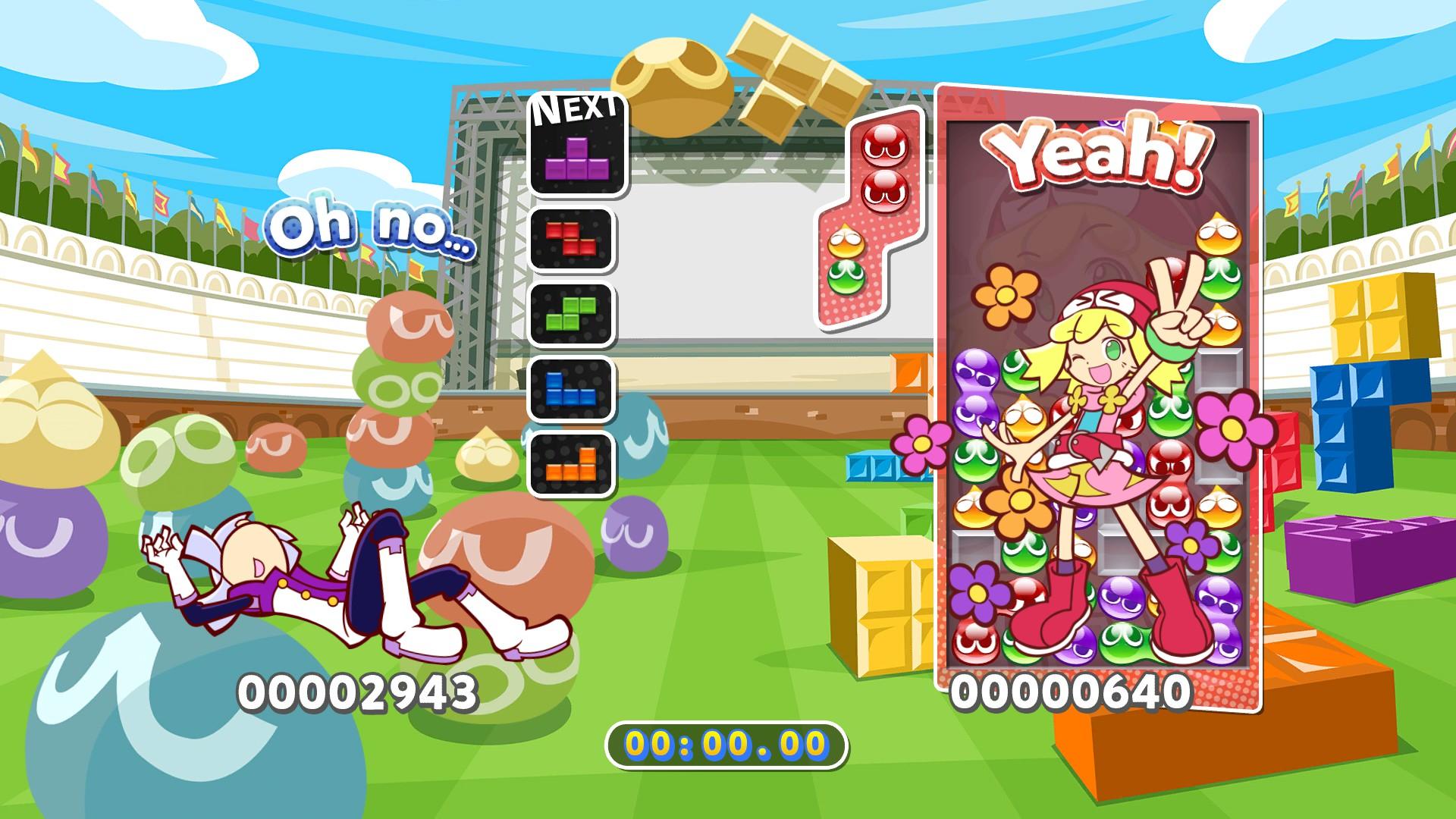 Puyo Puyo™Tetris® · AppID: 546050