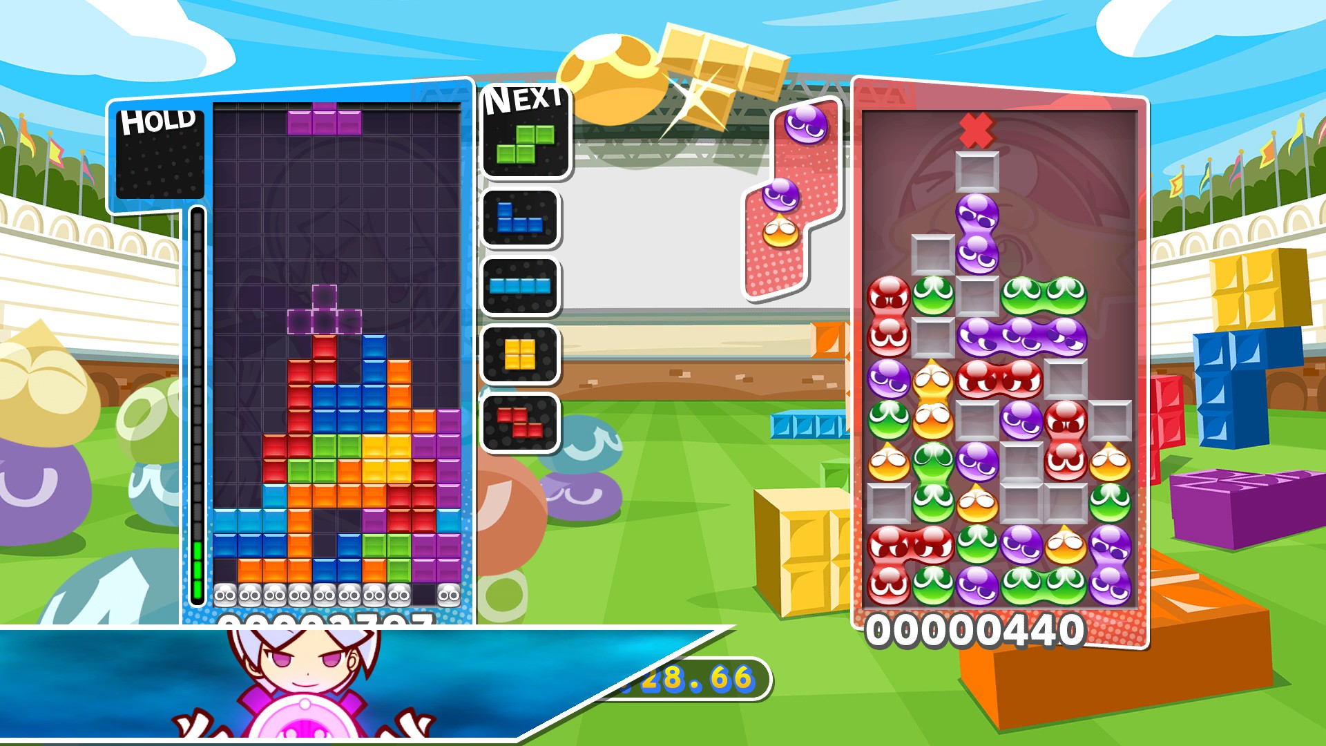 puyo puyo tetris on steam
