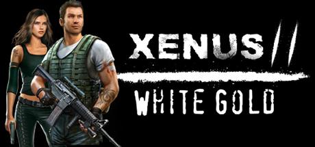 Xenus 2. White gold.