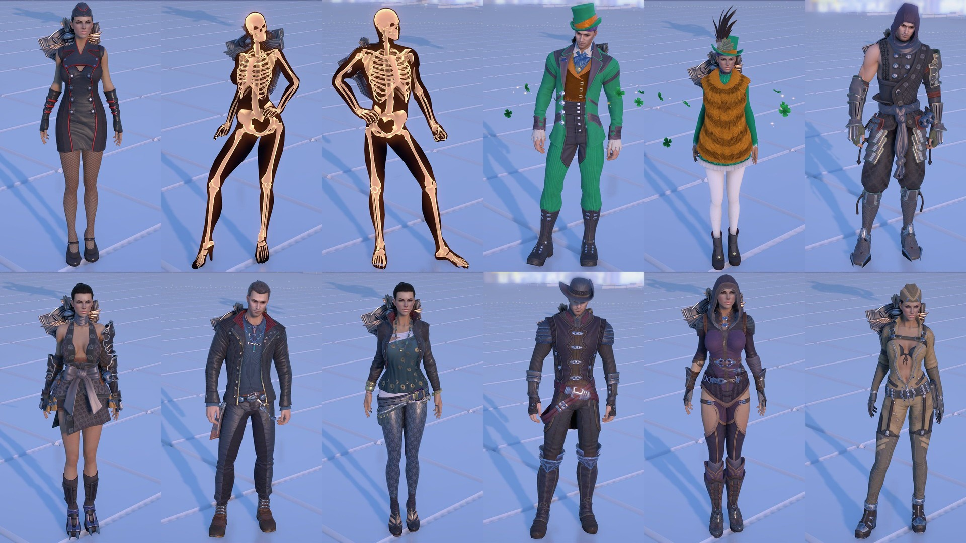 Skyforge: Costume Booster Pack 2017 - Download Free - PC Games