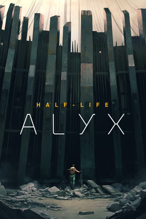 Half-Life: Alyx poster image on Steam Backlog