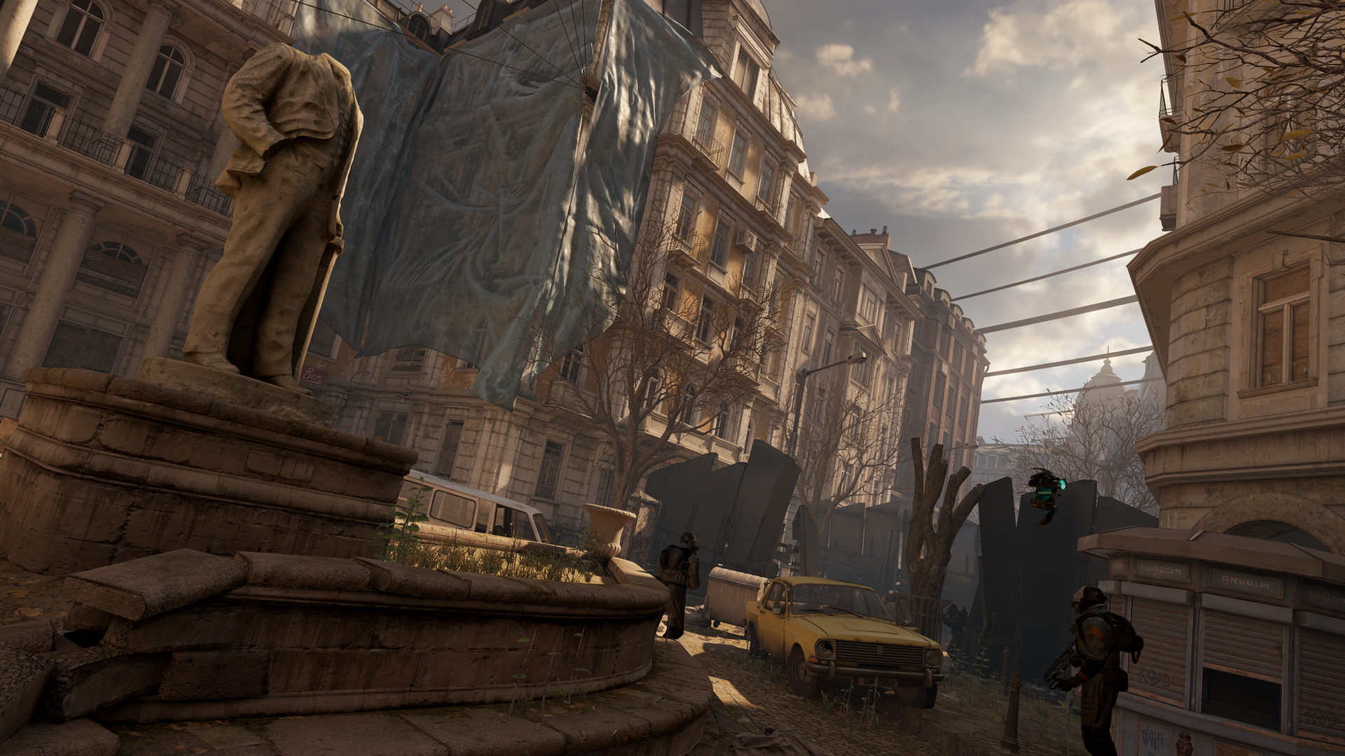 Half-Life: Alyx is set in between the events of the first two games in the franchise, in City 17