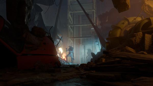 скриншот Half-Life: Alyx 8