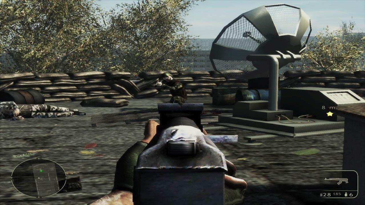 Chernobyl: Terrorist Attack Screenshot 3