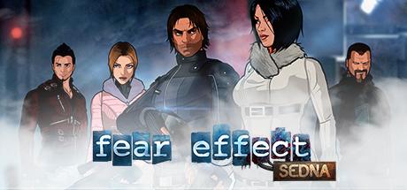 Fear Effect Sedna cover art