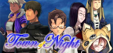 Town of Night Steam Game