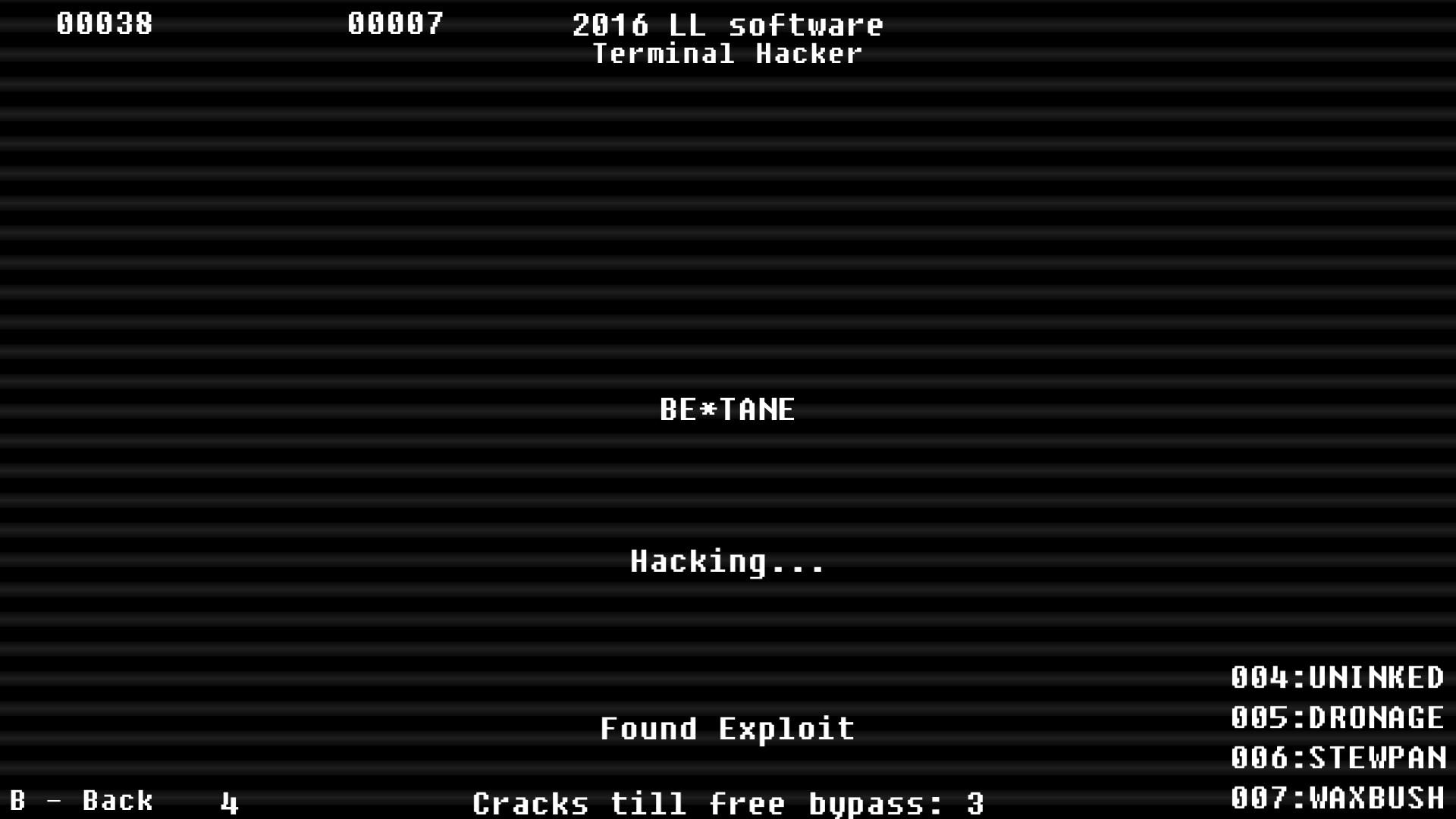 Terminal Hacker on Steam