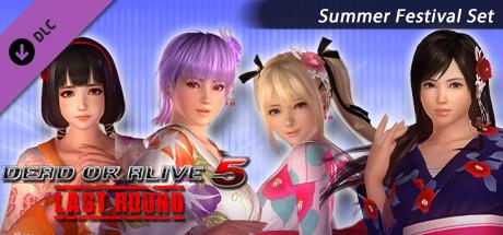 DOA5LR Summer Festival Costume Set