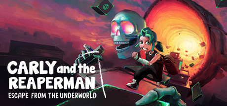 Carly (and,furthermore) the Reaperman – Escape from the Underworld Game