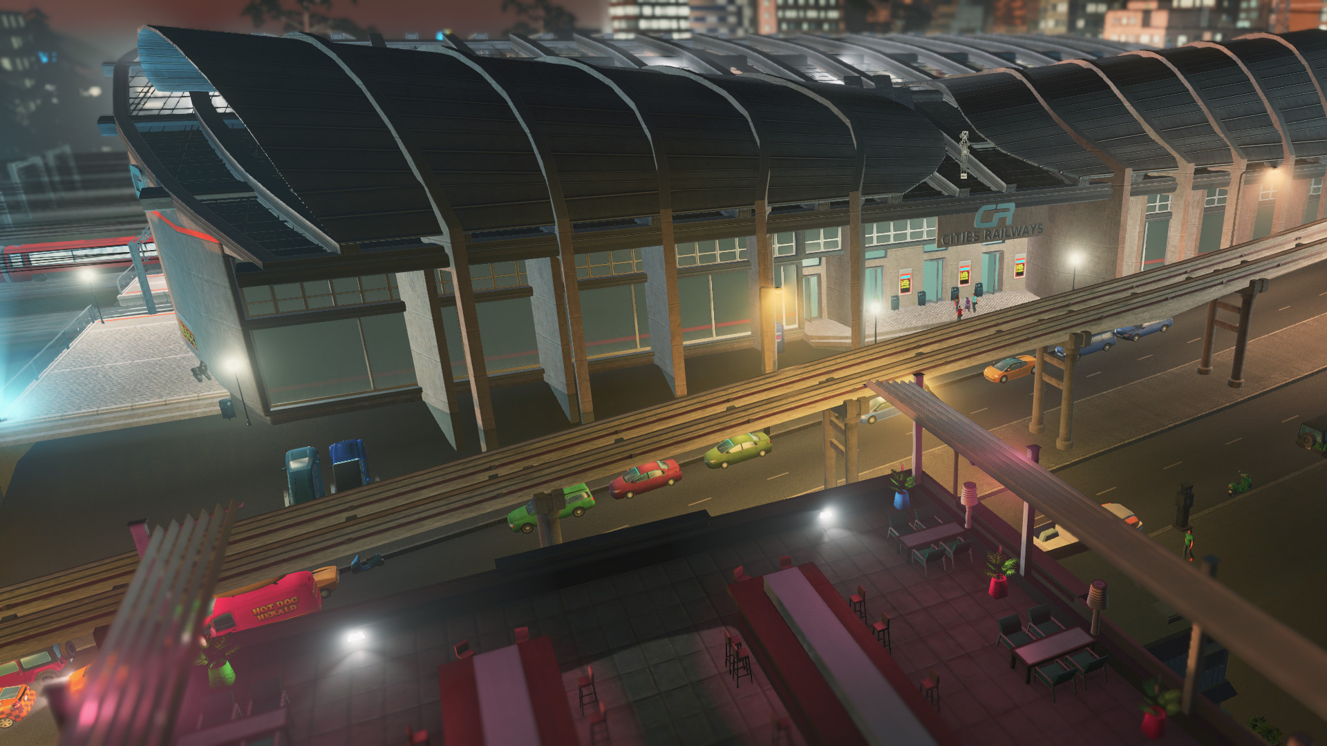 Cities: Skylines - Mass Transit Screenshot 1