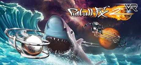 Pinball FX2 VR cover art