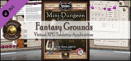 Fantasy Grounds - Mini-Dungeon #005: The Soularium (5E)