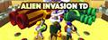 Alien Invasion Tower Defense-game