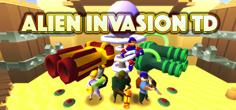 Alien Invasion Tower Defense Thumbnail