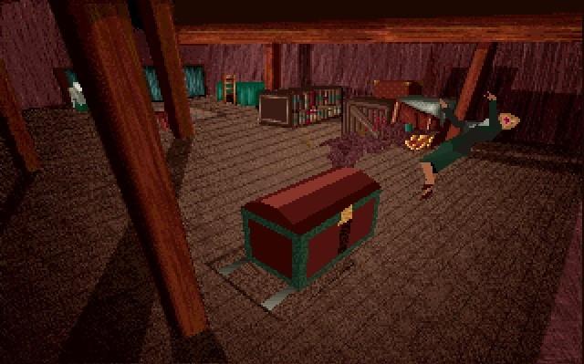 Alone In The Dark 1 On Steam